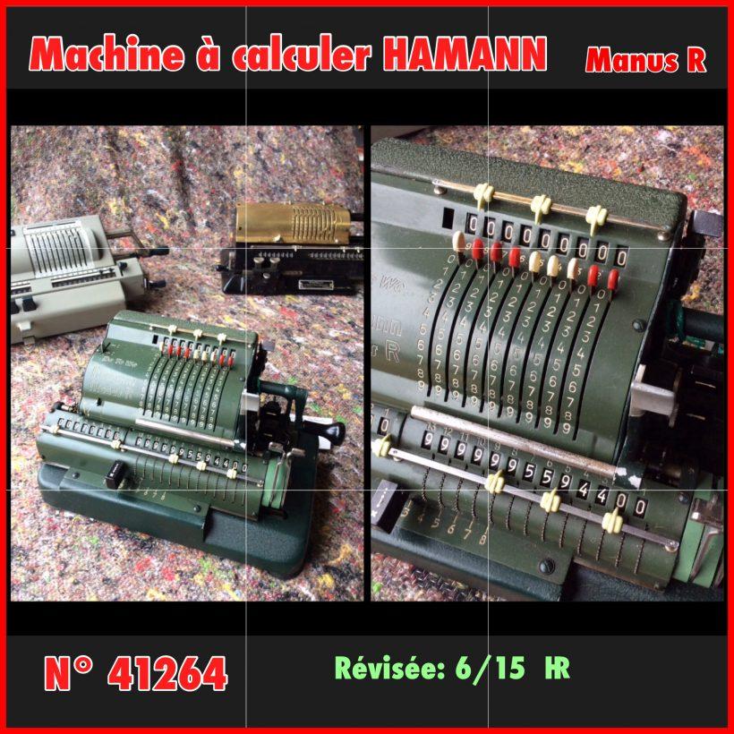 Hamann Manus R